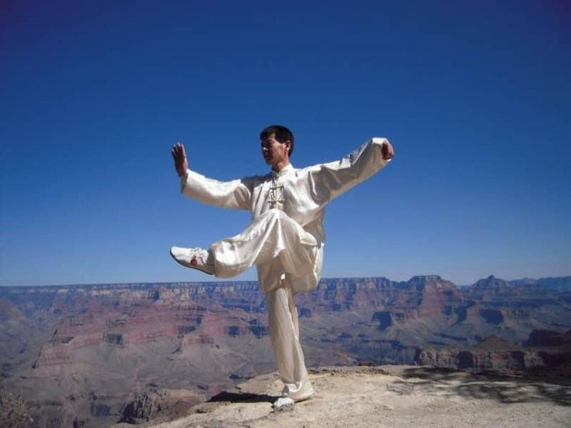 The Power of Tai Chi and Qi Gong @ Herb Shop Healing Center | Canton | Georgia | United States